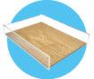 Acrylic wood in mood